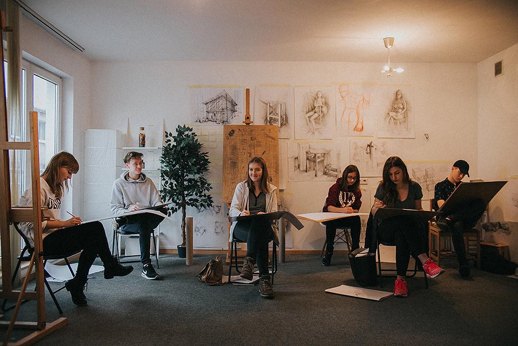 uczniowie, rekrutacja na architekturę