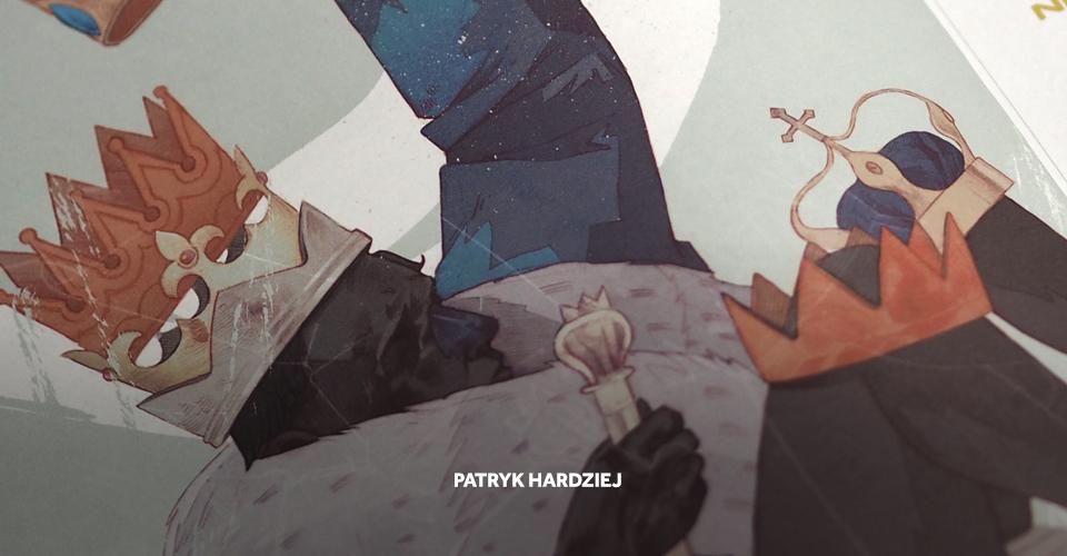 Ilustrator Patryk Hardziej