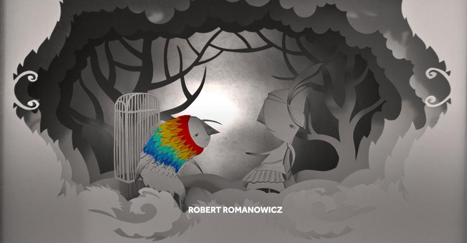 Ilustrator Robert Romanowicz