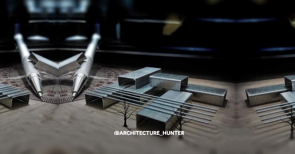 Inspiracja na instagramie Architecture Hunter