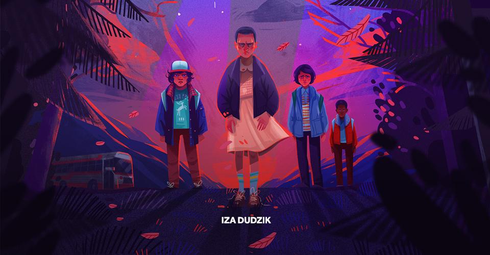 Ilustrator Iza Dudzik