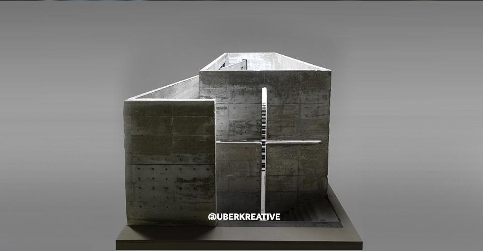 Uberkreative architektura instagram