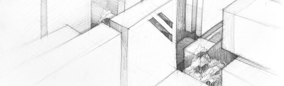 walor rysunki jak rysować walor jak stworzyć wrażenie przestrzeni w pracy architektura