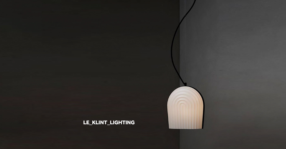Le Klint Lighting - TOP designerów Instagram