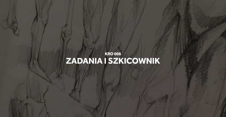 Szkicownik - kurs rysunku online