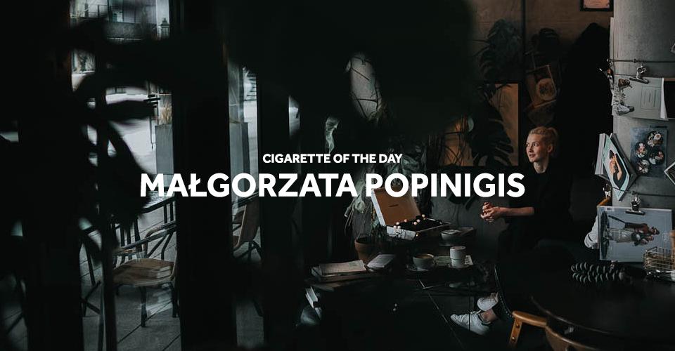 Małgorzata Popinigis - wywiad