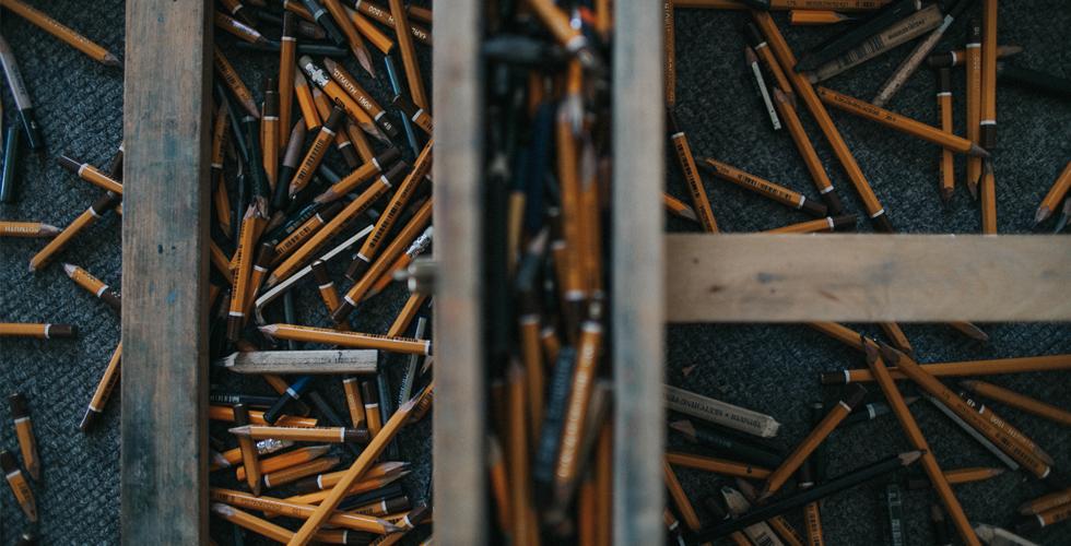 egzamin z rysunku architektura kraków ołówki