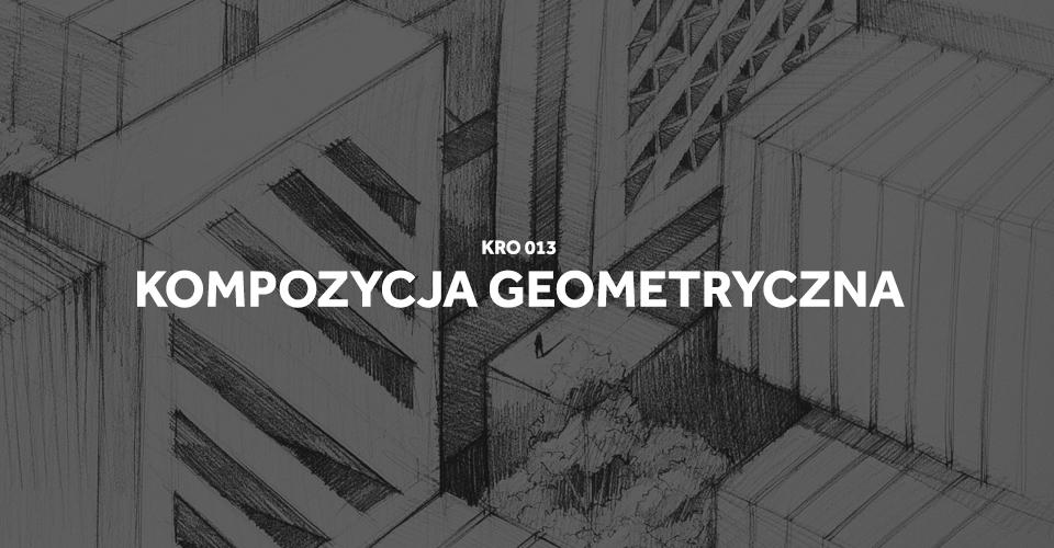 szkice kompozycyjne krok po kroku kompozycja geometryczna