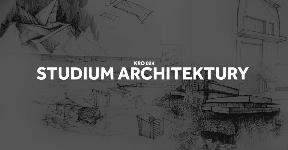lekcja rysunku egzamin architektura studium budynku architektury