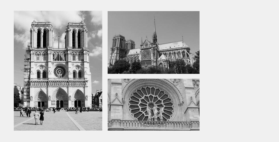 Katedra Notre Dame, Francja, Paryż