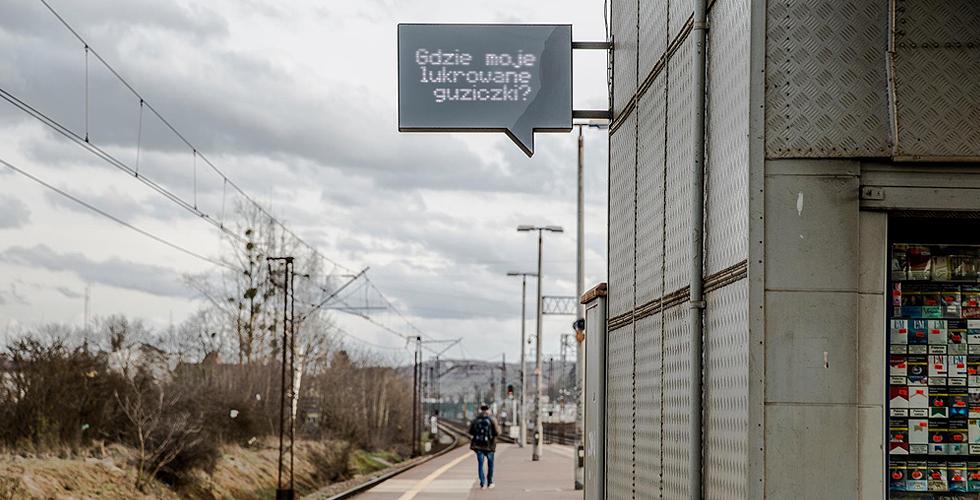 Redłwo SKM - Traffic Design