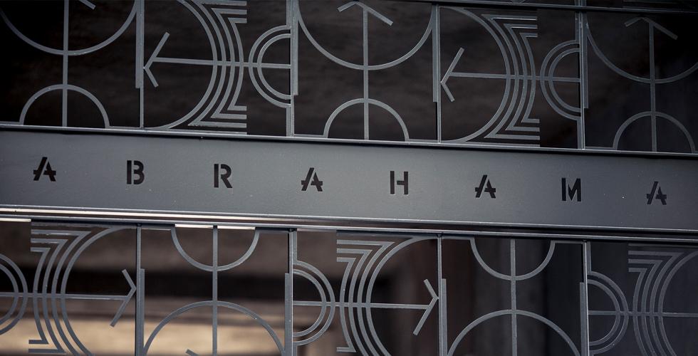 Brama na Abrahama 27, Gdynia - Traffic Design