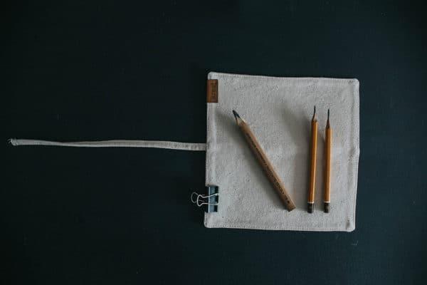 Piórnik na ołówki