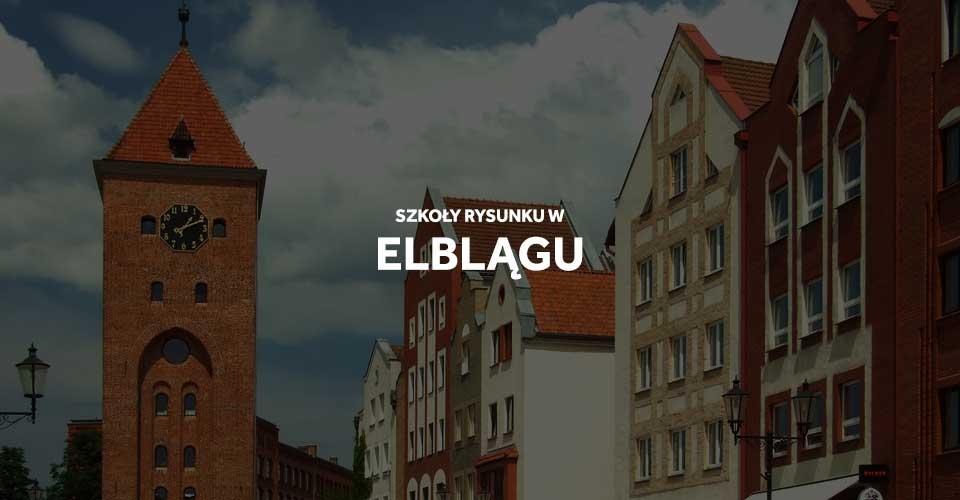 Szkoły rysunku w Elblągu