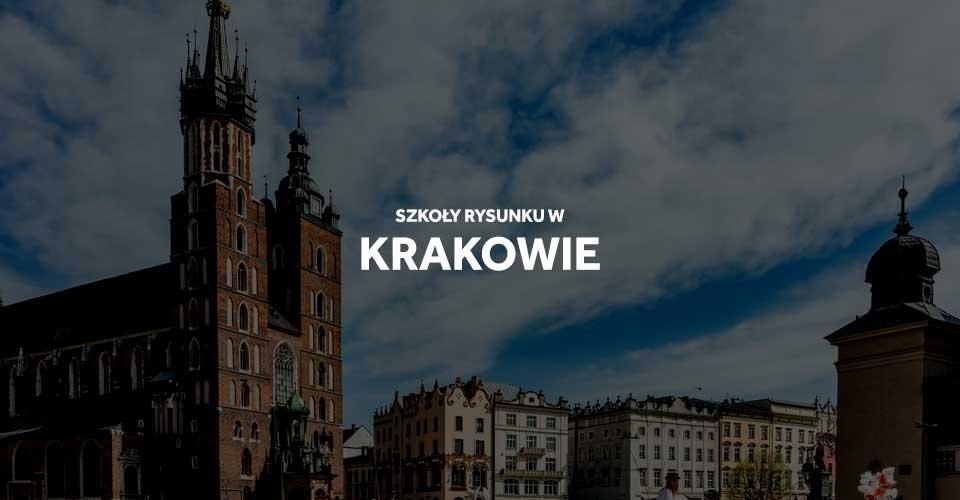 Szkoły rysunku w Krakowie