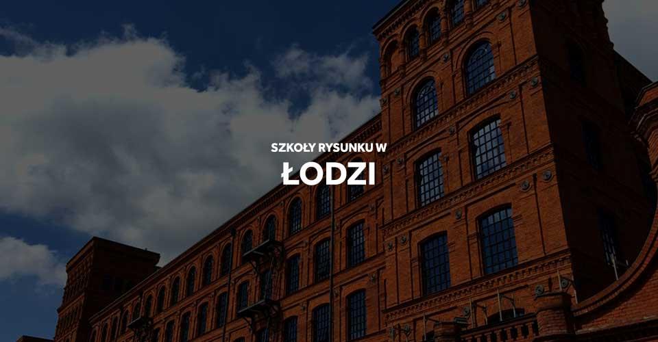 Szkoły rysunku w Łodzi
