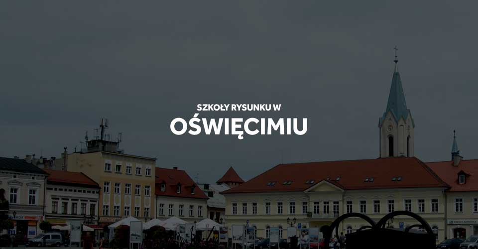 Szkoły rysunku w Oświęcimiu