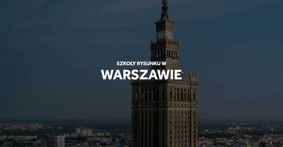 Szkoły rysunku w Warszawie