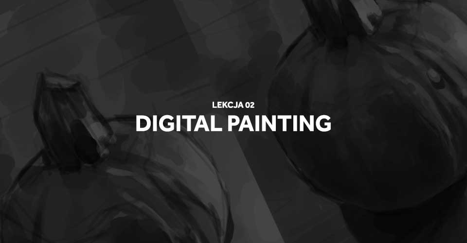 kurs digital painting lekcja 2