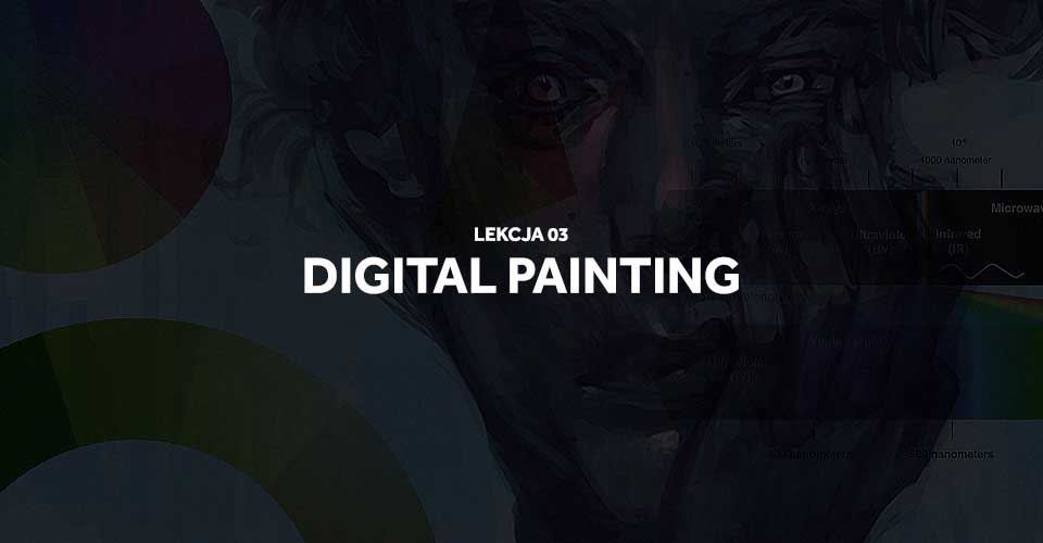 Kurs Digital Painting lekcja 3