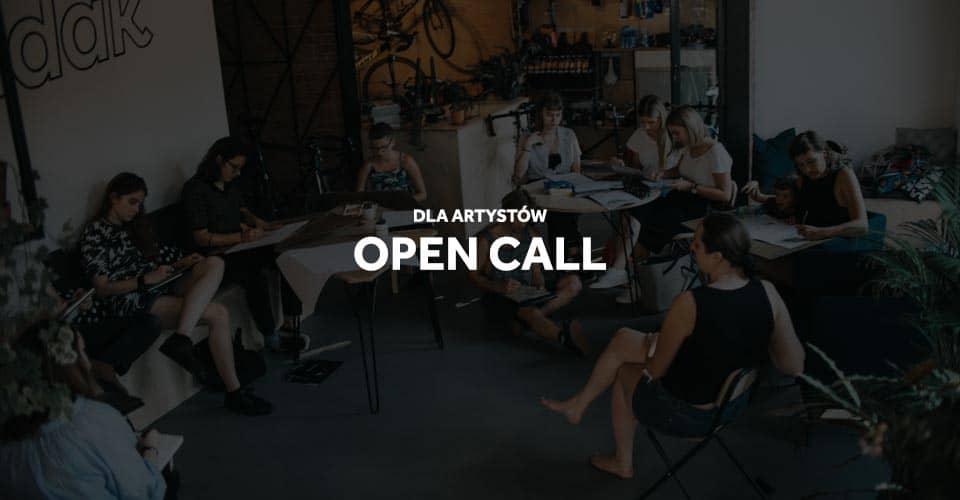 Open call dla artystów