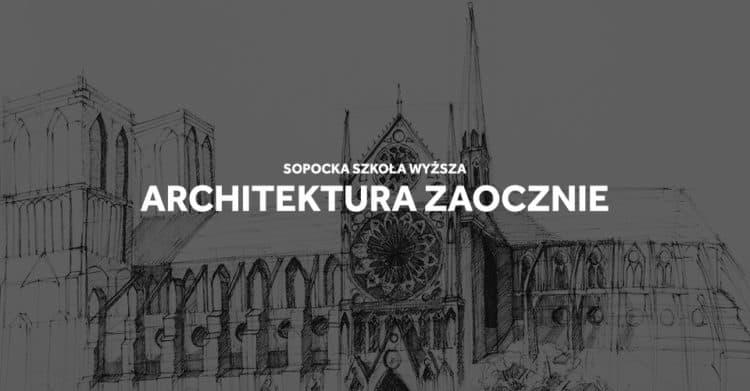 Architektura zaocznie - Sopot