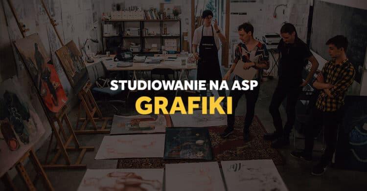 jak wygląda studiowanie grafiki na asp w Gdańsku?